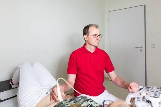 Internisten Ansbach - Ultraschalluntersuchung