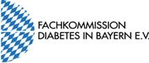 Logo - Fachkommission Diabetes Bayern